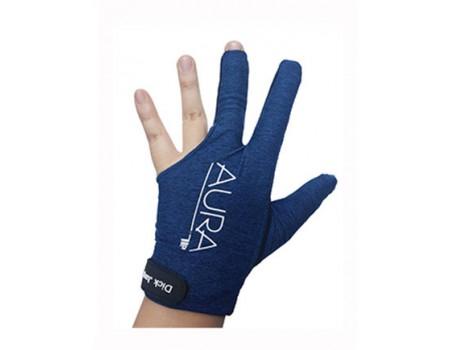 Dick Jaspers Aura Professional handschoen Blauw-Zwart
