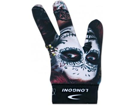 Handschoen Longoni - Skulls 2