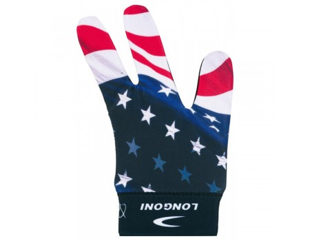 Longoni Gloves Country Flag USA