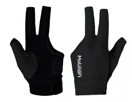 Molinari handschoen Zwart
