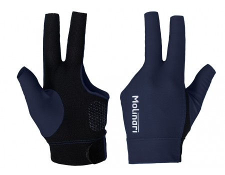 Molinari handschoen Navy