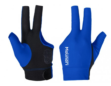 Molinari handschoen Royal Blue