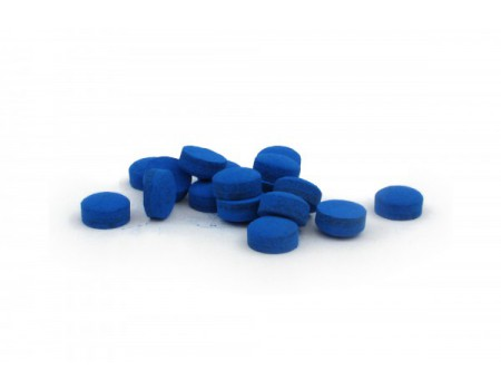10 stuks 14mm Horeca pomerans Blauw - Extra kwaliteit