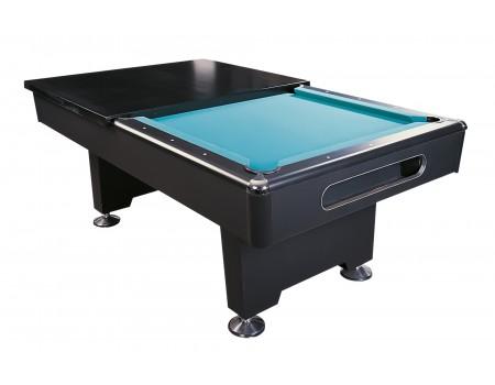 Table Cover, black, 7 ft, for Dynamic Eliminator
