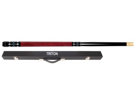 Triton biljart set keu & koffer nr.1
