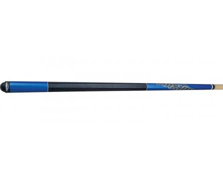 Maxton Reaper poolkeu blauw 145cm/13mm
