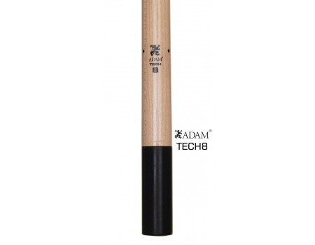 Adam TECH8 Laminated shaft - Wood joint - 12mm 71cm
