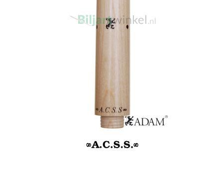 X2 Adam Carom ACSS shaft 12mm - 68.5cm