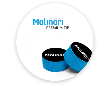 Molinari Cue Tip Super Soft 12