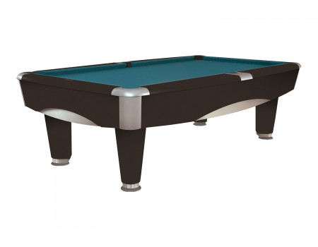 Brunswick Metro 9ft Black pool table drop pocket
