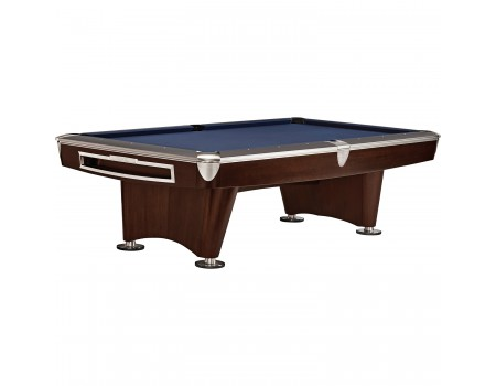 Brunswick Gold Crown VI pool table walnut 9ft