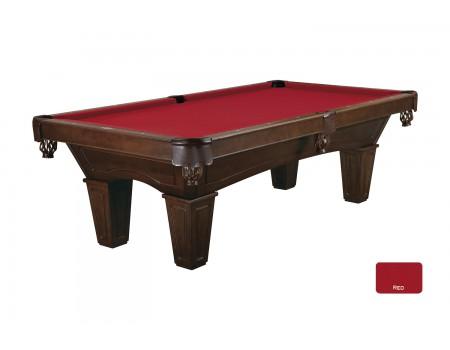 Brunswick Allenton pool table 7ft espresso tapered legs