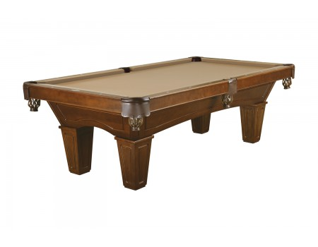 Brunswick Allenton pool table 7ft espresso tapered legs