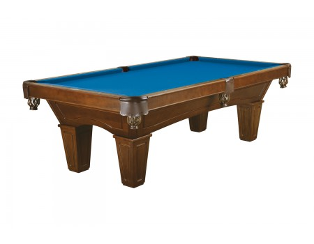 Brunswick Allenton pool table 8ft espresso tapered legs