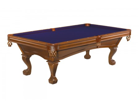 Brunswick Glenwood pool table 7ft chestnut
