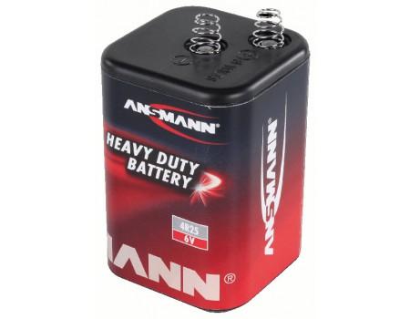 Ansmann Batterij 6V - 9 AH voor Pooltafel of voetbaltafel