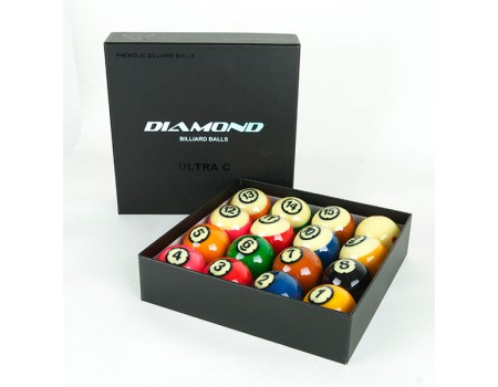 poolballen Diamond Ultra-C TV 57,2
