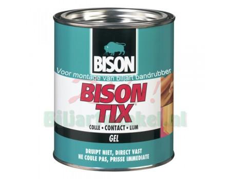 Bison Tix Gel voor biljartrubber