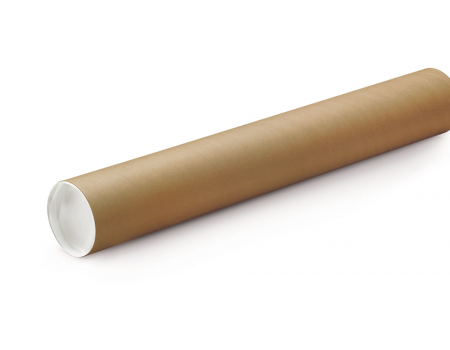Verzendkoker 70 mm lengte 850 mm