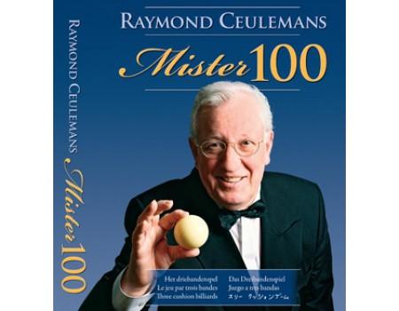 Raymond Ceulemans Mister 100 boek
