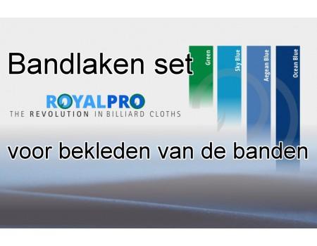 Royal Pro Bandlaken voor een 230 biljart