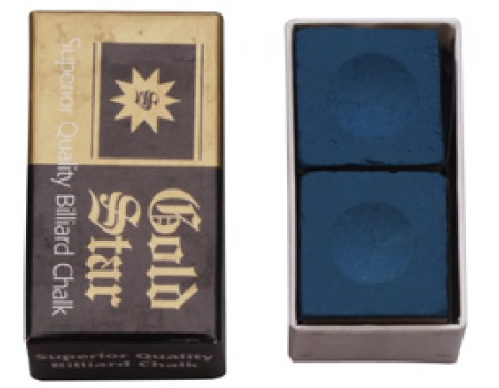 Goldstar Krijt Blauw 2 stuks