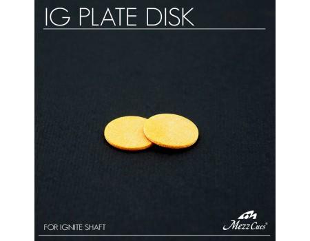 Mezz IG TIP PLATE FOR IGNITE SHAFT