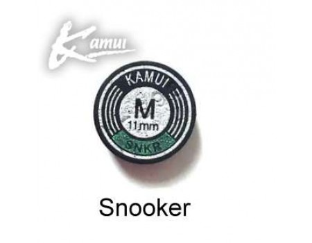 Kamui Black Medium 11mm Snookerpomerans