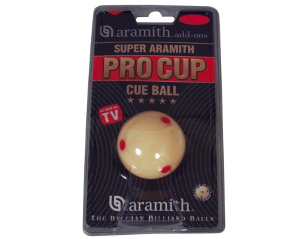 Losse Poolbal Aramith Pro Cup TV 57,2 mm