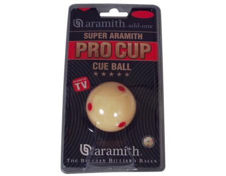 Losse Poolbal Aramith Pro Cup TV 57,2 mm