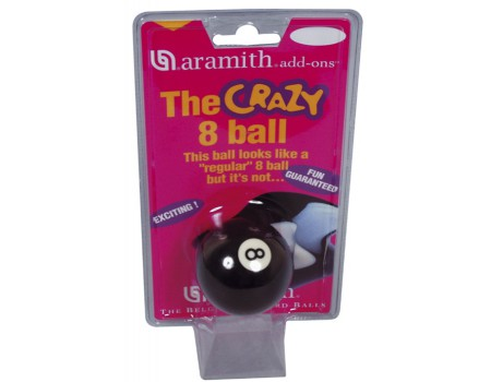 Losse Poolbal Aramith Crazy 8 Bal 57,2 mm