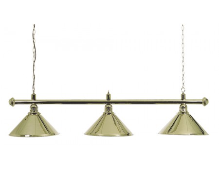 Biljart Lamp Set Koper 37 cm