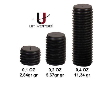 Losse Gewichtsschoeven Plastic voor Buffalo, Adam en Universal