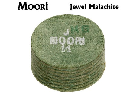 Moori Jewel Malachite Green