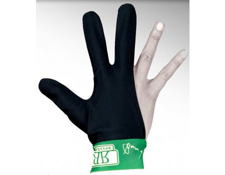 Renzline Zwart- Licht Groen Rechterhand