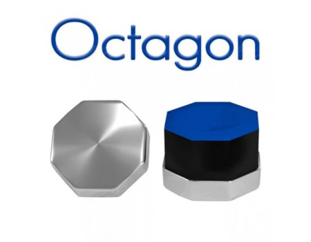 Octagon steel chalkholder (Predator krijthouder)