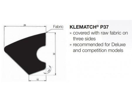 ubberband Kleber Klematch P37 - 2.30 meter  maatvoering