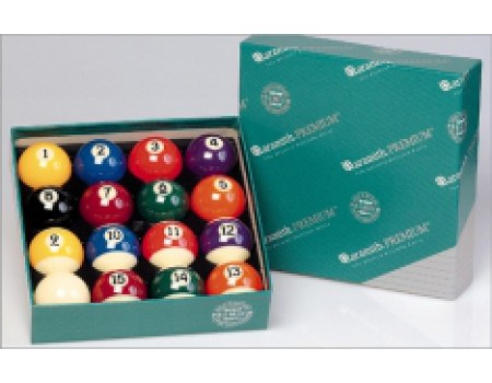 Poolballen Aramith Premium 57,2 mm