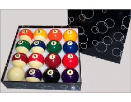 Poolballen Economy 57,2 mm