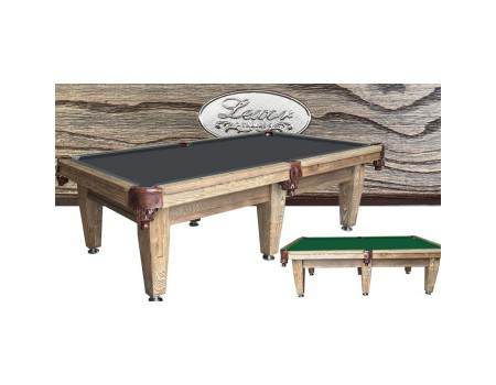 Pooltafel Lexor Imperator Competition Pro Vintage-Oak 8ft