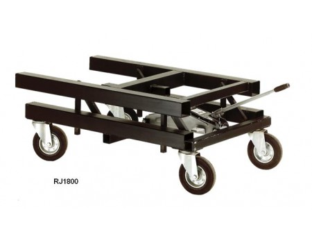 Biljarthefwagen voor Caramboletafels