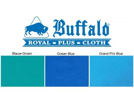 Buffalo Royal Plus biljartlaken 170cm - 3 kleuren