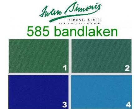 Simonis 585 bandlaken - complete set voor 210 of 230 banden