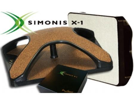 Simonis X1 biljartborstel