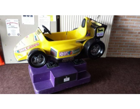 Kiddyride Formule 1