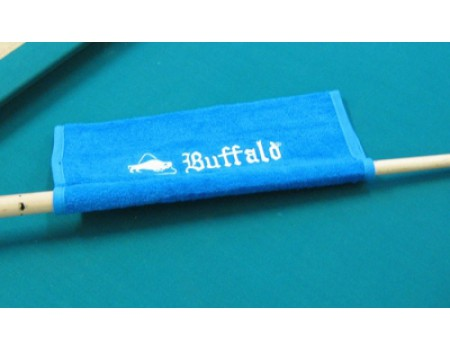 Buffalo Cue Towel with sleeve
