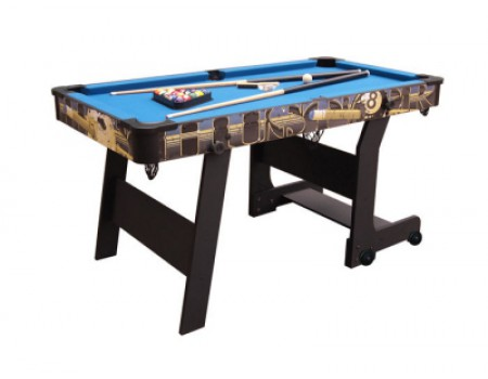 5FT Buffalo opklapbare Pooltafel Rookie