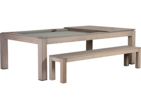 Buffalo 7FT Amsterdam pooltafel Cement Diningtable