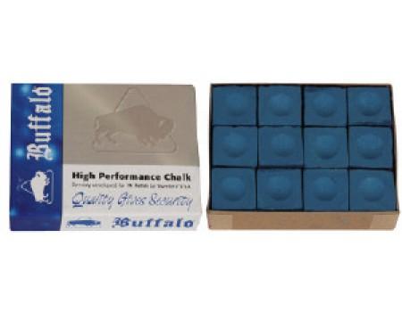 Buffalo Krijt Blauw 12 stuks