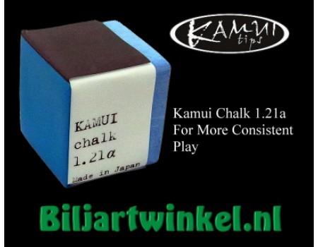 kamui Chalk 1.21 biljartkrijt - Blauw